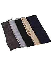 Mikado Multi Colour Cotton Full Length Premium Socks for Men - 10 Pair Pack
