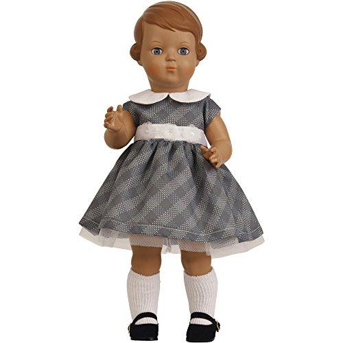 Schildkröt 8641567 Puppe Inge braun Gr.41
