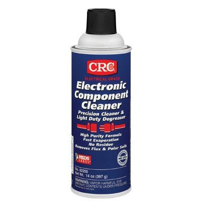 Electronic Component Cleaners - 16-Oz. Aerosol Electroni [Set Of 12]