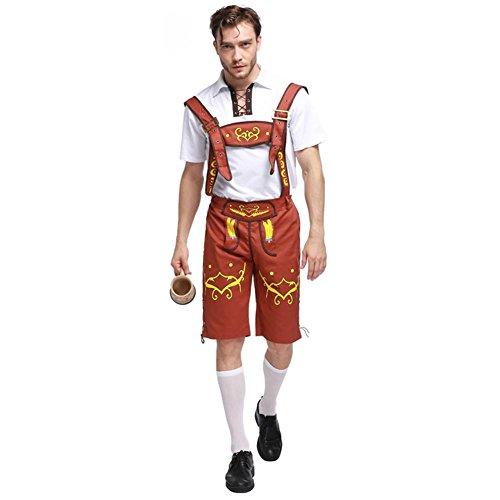2016  (German Beer Girl Costume Authentic)