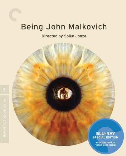 Cover art for  Being John Malkovich (The Criterion Collection) [Blu-ray]