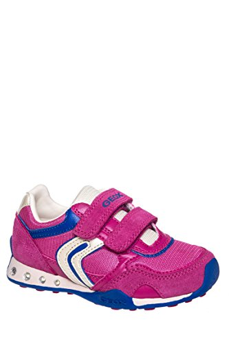 Girl's J N Jocker Hook and Loop Sneaker