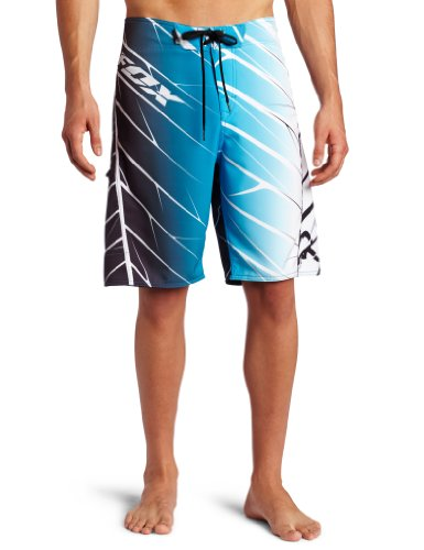 Fox Men's Futurize Boardshorts, Electric Blue, 36