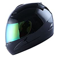 WOW Motorcycle Street Bike Full Face Helmet Racing Star from Power Gear Motorsports