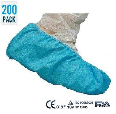 Home Care Wholesale® Il pattino a gettare Coperture per Dispenser (Premium CPE materiale) - 200 Piece pacchetto