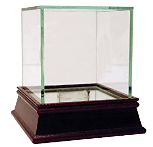 Steiner Sports Glass Single Baseball Case