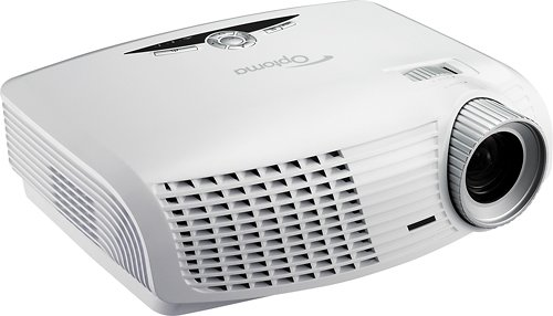 Optoma HD23 Full HD Home Cinema 1080p Projector , 2500lm , DLP , 5000:1 , Contrast Ratio