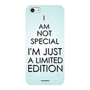 Homesogood I Am Not Special Multicolor Case For iPhone 5 / 5S (Back Cover)