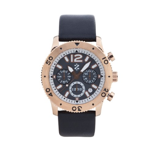 IZOD Men's IZS6/6 ROSE GOLD Sport Quartz Chronograph Watch