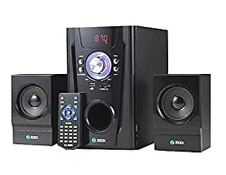 Zoook 2.1 Speakers ZM-SP3200 (FM/SD/USB)