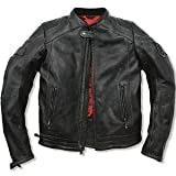 Roland Sands Design Mission Leather Jacket - Medium/Black