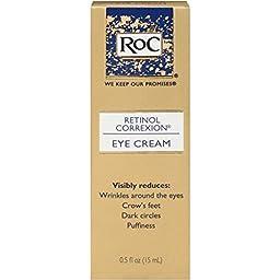 Roc Retinol Correxion Eye Cream, 0.5 oz