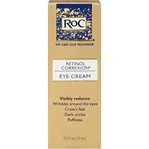 RoC Retinol Correxion Eye Cream, 0.5-Ounce Tube