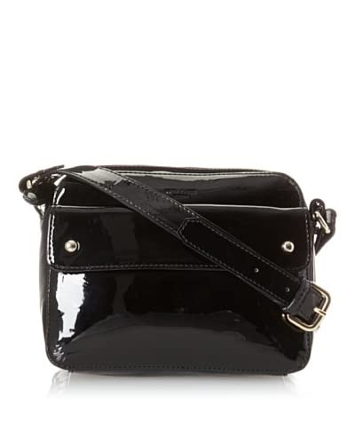 Olivia Harris Women's Small Cross-Body, Black As You See
