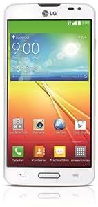 LG L90 Smartphone (11,9 cm (4,7 Zoll) IPS-Farbdisplay, 1,2 GHZ Quad-Core-Prozessor, 8GB Flash-Speicher, 8 Megapixel Kamera, Android 4.4) weiß