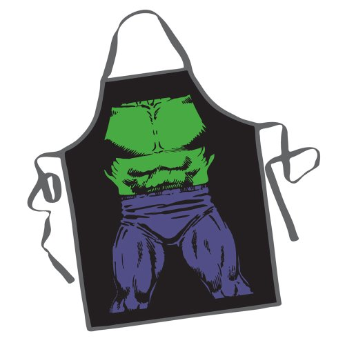 Marvel Incredible Hulk Hero Be The Hero Apron