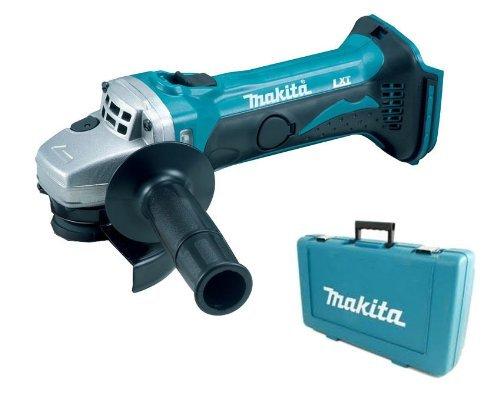 Makita 18V LXT BGA452 BGA452Z BGA452Rfe Winkelschleifer Und Kunststoff-Gehäuse