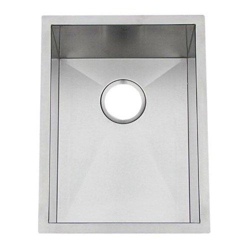 Artisan Chef Pro Undermount Stainless Stl 15X19X10 0-Hole Bar/Prep Sink - Cpuz1519D10