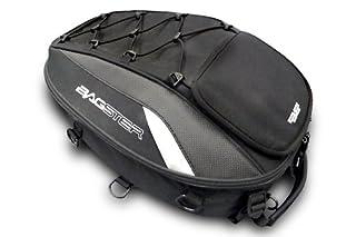 BAGSTER(バグスター) シートバッグ SPIDER ブラック 44×30×18 4899B1
