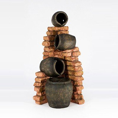 Four Bowl Spilling Urns Kelkay 4532L Water Feature