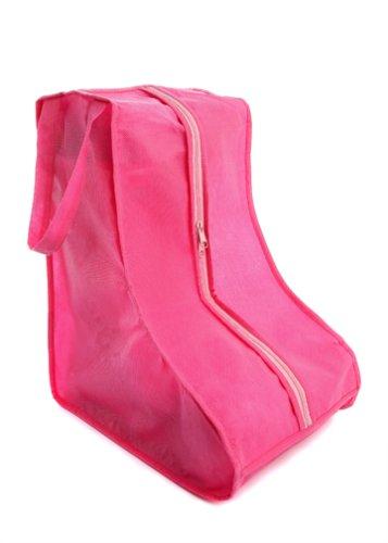 Pink Wellington Boot Bag
