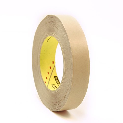 CS Hyde 3M 9460PC Very High Bond Transfer Tape, VHB Acrylic Adhesive, Liner, 2mm Thick, Clear, 1