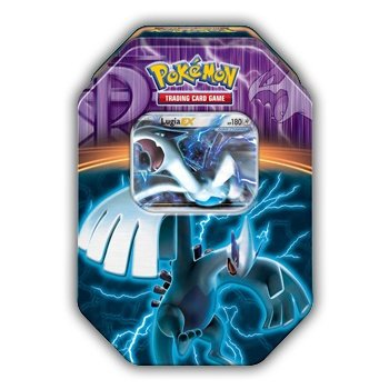 Pokemon Black & White - Fall 2013 Legendary Tin Lugia-EX