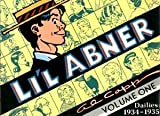 Li'l Abner: Dailies, Vol. 1: 1934-1935 (087816037X) by Capp, Al
