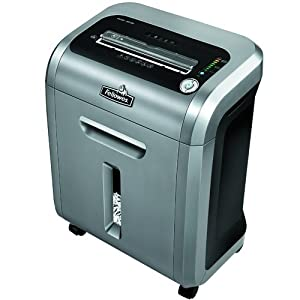Fellowes Powershred 100% Jam Proof SB-83Ci Strip-Cut Paper Shredder (3238301)