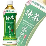 [2CS] サントリー 伊右衛門 特茶 (特定保健用食品) (500ml×24本)×2箱