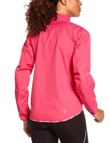 Vaude Damen Drop Jacket II - Fahrrad Regenjacke, Größe:36;Farbe:raspberry -