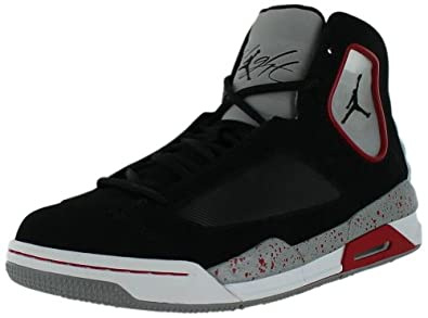 Buy Air Jordan Flight Luminary (BRED) Black grey red white by Nike