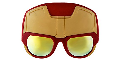 Iron Man Marvel Avengers Sunglasses. Iron Man Halloween & Costume Sunglasses.