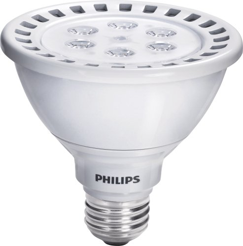 Philips 423467 13-Watt (60-Watt) Airflux Par30S Led 2700K (Warm White) Flood Light Bulb, Dimmable