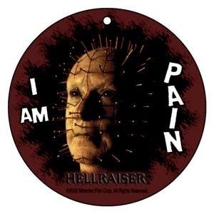 Hellraiser I Am Pain Air Freshener A-0105