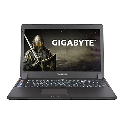 Gigabyte 173 p37x v6 4k ultra hd gtx 1070 gaming laptop