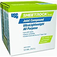 USG 381901 Sheetrock UltraLightweight All-Purpose Drywall Joint Compound