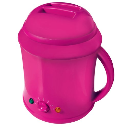 Deo Salon Professional 1000cc Analogue Pink Wax Heater