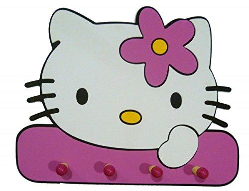 Hello-Kitty-Kindergarderobe