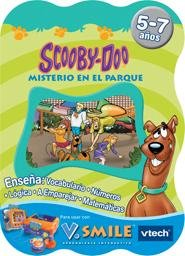 SCOOBY-DOO V.SMILE CARTRIDE MISTERIO EN EL PARQUE SPANISH VERSION
