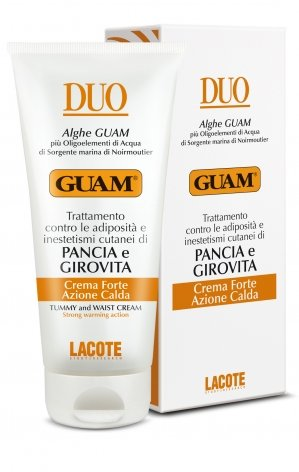 Duo Crema Pancia E Girovita Azione Calda 150 ml
