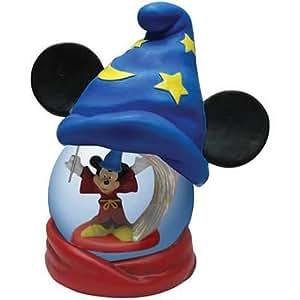 Disney Fantasia Mickey Mouse Sorcerer's Apprentice Water Globe