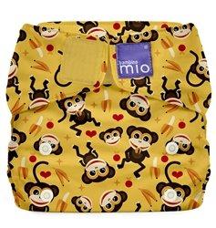 Bambino Mio All-in-One Cloth Diaper, Cheeky Monkey