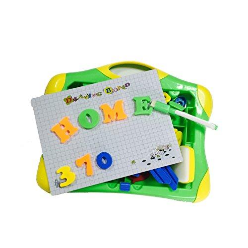magnet zeichnung maltafel baby lernspielzeug staffelei mit nummern schreiben magnetformen f r. Black Bedroom Furniture Sets. Home Design Ideas
