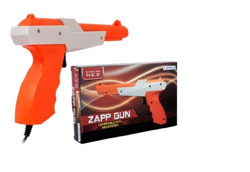 Hyperkin Nes Tomee Zapper Gun For Nes Or Famicom System front-345161