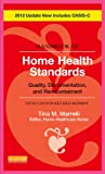 img - for Handbook of Home Health Standards, Revised Reprint (Handbook of Home Health Standards & Documentation Guidelines for Reimbursement) book / textbook / text book
