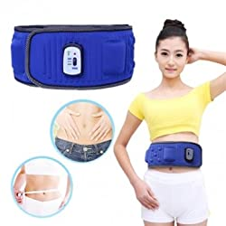 Weight Loss Vibration Slimming Belt Body Fat Massage Rejection Straps