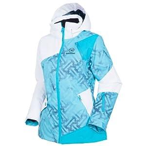 Rossignol Flame Veste de ski pour femme Bleu Freeze moyen