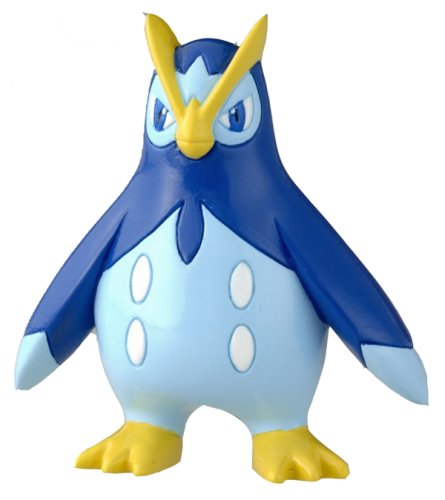 "Takaratomy Prinplup (MC-144): Pokemon Monster Collection 2"" Mini Figure - 1"