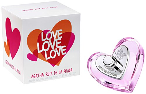 agatha ruiz de la prada лонгслив Agatha Ruiz De la Prada Eau de Toilette Spray for Women
